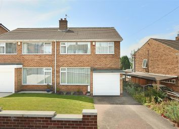 Thumbnail 3 bed semi-detached house for sale in Patricia Drive, Arnold, Nottingham