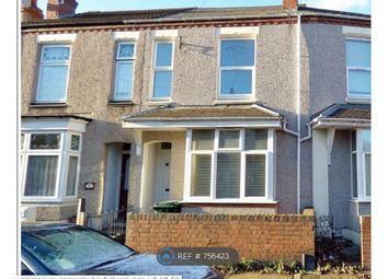 Thumbnail 5 bed terraced house to rent in Harefield Road, Coventry