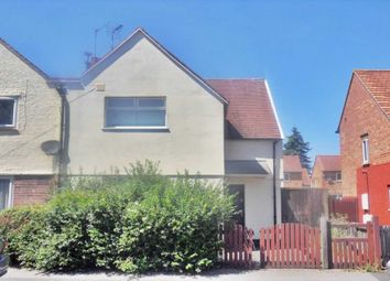 Thumbnail 3 bed semi-detached house for sale in Campbell Street, Allenton, Derby