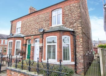 Thumbnail 3 bed semi-detached house for sale in Harold Court, Acomb, York