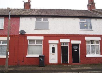 Thumbnail 2 bedroom terraced house to rent in Isherwood Street, Preston
