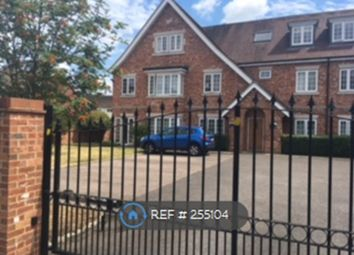 Thumbnail 2 bed flat to rent in Parkside House, West Byfleet
