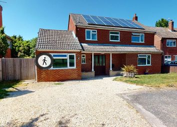 Thumbnail 3 bed detached house for sale in Castle Street, Steventon, Oxfordshire