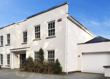 Thumbnail 4 bed detached house for sale in Sandwich Road, Whitfield, Dover