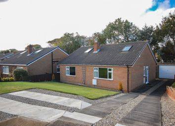 Thumbnail 4 bed bungalow for sale in Hunley Close, Brotton, Saltburn-By-The-Sea