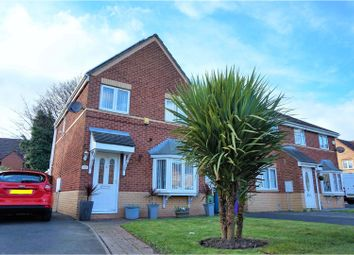 Thumbnail 3 bed semi-detached house for sale in Aries Close, Liverpool