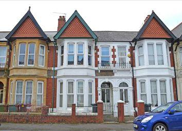 Thumbnail 3 bedroom terraced house for sale in Heathfield Place, Heath/Gabalfa, Cardiff