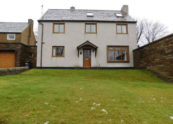 Thumbnail 4 bed detached house for sale in Castlegreen Road, Thurso
