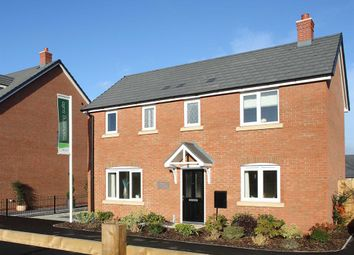 "Thumbnail 3 bed detached house for sale in ""The Clayton Corner"" at Quarry Hill Road, Ilkeston"