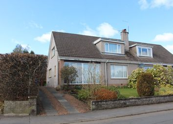 Thumbnail 4 bed semi-detached house for sale in Wallace Road, Dunblane