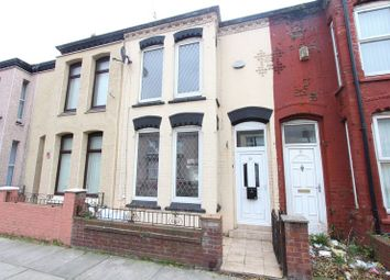 Thumbnail 3 bed terraced house for sale in Bibbys Lane, Bootle