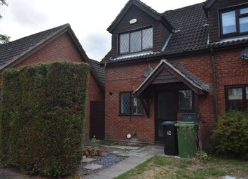 Thumbnail 2 bed semi-detached house to rent in Mongers Piece, Chineham, Basingstoke