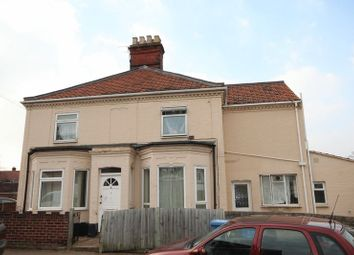 Thumbnail 3 bed terraced house for sale in Junction Road, Norwich