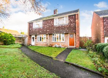 Thumbnail 2 bed semi-detached house for sale in Croft Close, Stretton On Dunsmore, Rugby