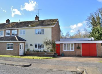 Thumbnail 4 bed semi-detached house for sale in Hawkenbury, Harlow