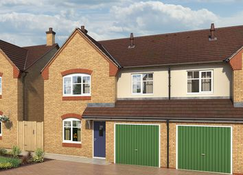 "Thumbnail 4 bed property for sale in ""The Fir"" at The Bache, Telford"