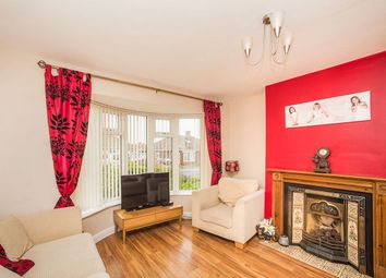 Thumbnail 4 bedroom semi-detached house for sale in Langdon Road, Hillheads Estate, Newcastle Upon Tyne