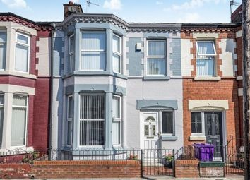 Thumbnail 3 bed terraced house for sale in Fairburn Road, Liverpool, Merseyside, Uk