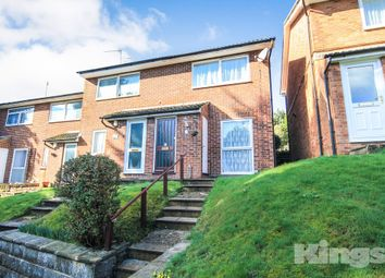 Thumbnail 2 bed end terrace house to rent in Merrion Close, Tunbridge Wells