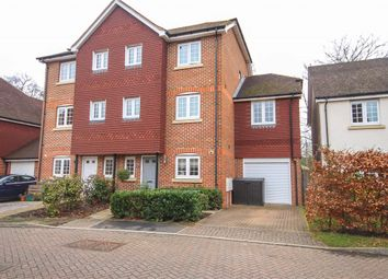 Thumbnail 5 bed semi-detached house for sale in Waleron Road, Fleet, Hampshire