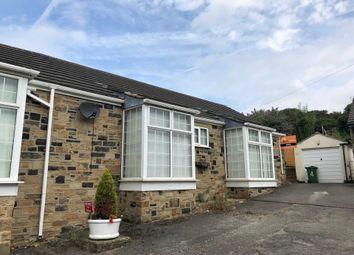 Thumbnail 2 bedroom semi-detached bungalow to rent in Lees House Road, Dewsbury