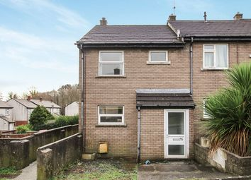 Thumbnail 3 bed terraced house for sale in Polgrean Place, St. Blazey, Par