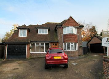 4 bed detached house for sale in Ashview Close, Ashford TW15