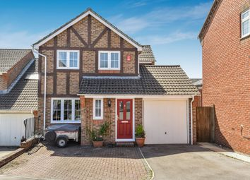 Thumbnail 3 bed detached house for sale in Cloverbank, Kings Worthy, Winchester