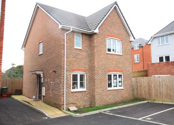 Thumbnail 4 bed detached house to rent in Redbury Drive, Park Gate, Southampton, Hampshire