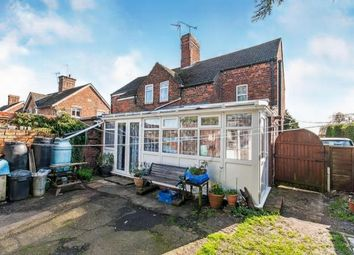 Thumbnail 3 bed semi-detached house for sale in High Street, South Kyme, Lincoln, Lincolnshire