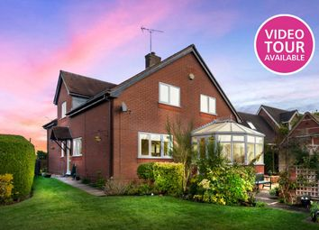 Thumbnail 5 bed detached house for sale in Myddle Hill, Myddle, Shrewsbury