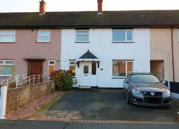 Thumbnail 3 bed terraced house for sale in Cholmondeley Road, Great Sutton, Ellesmere Port