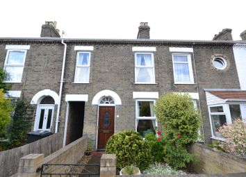 Thumbnail 3 bed terraced house to rent in Lindley Street, Norwich