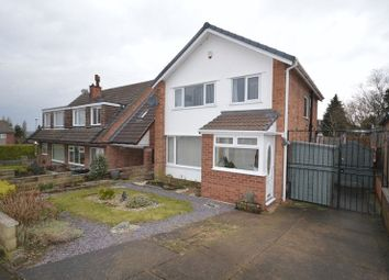Thumbnail 3 bed detached house for sale in Hazlewood Avenue, Garforth, Leeds