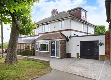 Thumbnail 4 bed semi-detached house for sale in Townhead Road, Dore, Sheffield