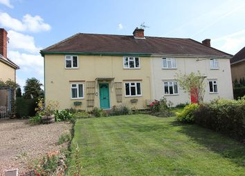 Thumbnail 3 bed semi-detached house for sale in Grinstead Lane, Bishop Stortford, Essex