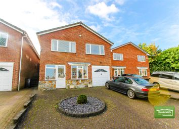 Thumbnail 3 bed detached house for sale in Milcote Drive, Sutton Coldfield