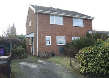 Thumbnail 2 bed semi-detached house for sale in Conwy Drive, Liverpool