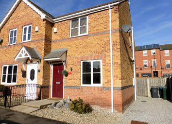 Thumbnail 2 bedroom semi-detached house to rent in Portland Street, Barnsley