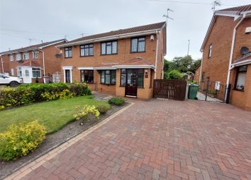 Thumbnail 3 bed semi-detached house to rent in Clover Hey, St. Helens