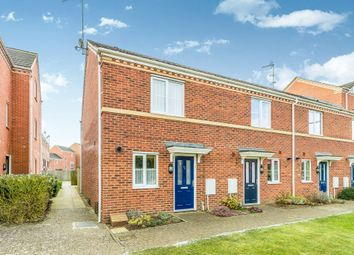Thumbnail 2 bed end terrace house for sale in Fulwell Close, Banbury