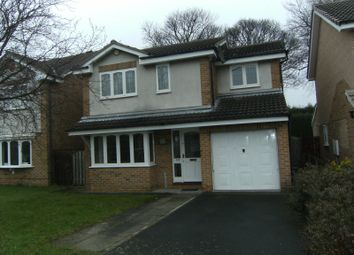 Thumbnail 4 bedroom detached house to rent in Yeavering Close, Gosforth, Newcastle Upon Tyne