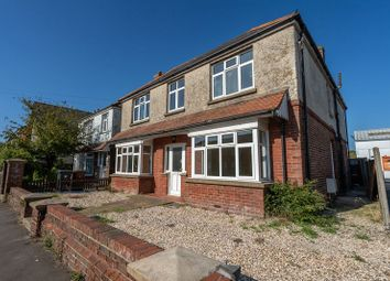 Thumbnail 3 bedroom detached house for sale in Bognor Road, Chichester