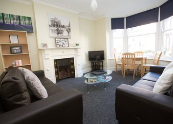 Thumbnail 6 bed terraced house to rent in Rossington Road, Sheffield