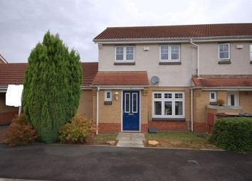 Thumbnail 3 bedroom end terrace house for sale in Thirlwall Court, Newcastle Upon Tyne