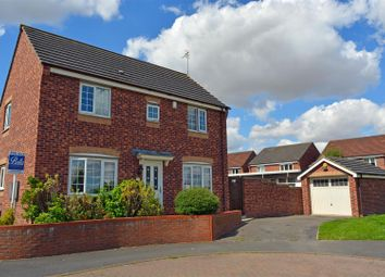 Thumbnail 3 bed detached house for sale in Old School Lane, Keadby, Scunthorpe