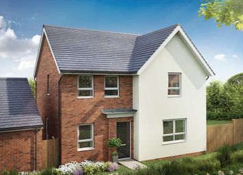 "Thumbnail 4 bedroom detached house for sale in ""Radleigh"" at Godwell Lane, Ivybridge"