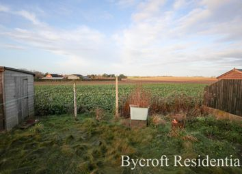 Thumbnail 2 bed detached bungalow for sale in Beechwood Road, Hemsby, Great Yarmouth