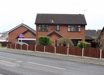 Thumbnail 4 bed detached house for sale in Castleton Road, Lightwood, Stoke-On-Trent