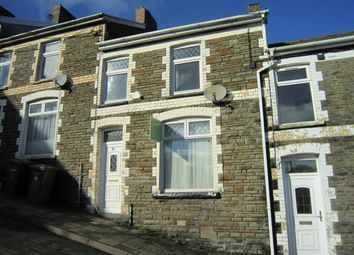 2 bed terraced house for sale in Hill Street, Bargoed CF81